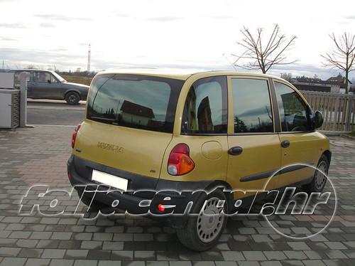 Fiat Multipla 2010. Fiat Multipla