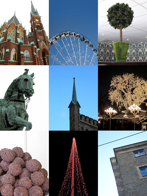 Sights of Gothenburg