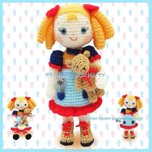 Free Onigiri Couple Amigurumi Crochet Pattern By Handmadekitty : Flickriver: HandmadeKitty=^_^=s most interesting photos