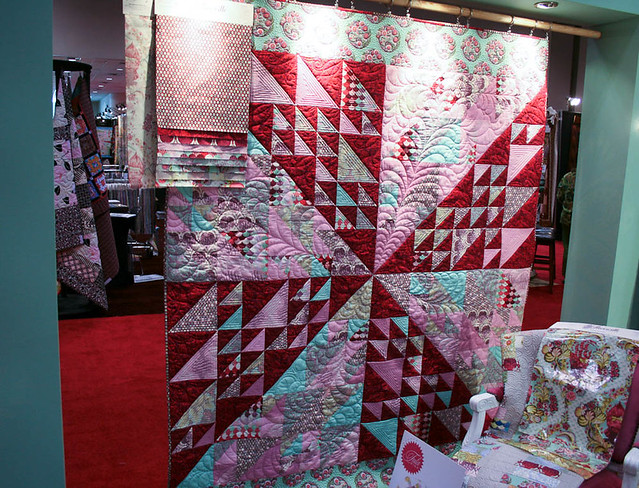 Freespirit - Tula Pink Booth