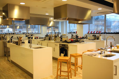 Waitrose Cookery School 0445 R