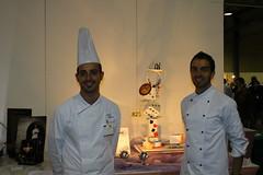 Mario Ragona e Fabio Centoni. Campionati del Mondo Lussemburgo 2010