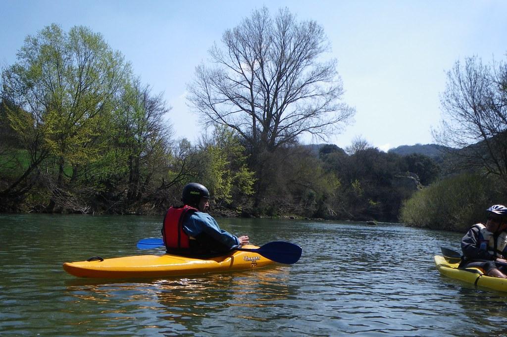 Descenso del Río Arakil en kayak 032