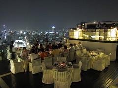 Vertigo bar, Banyan tree (greenjacket88) Tags: bangkok banyantreehotel vertigobarandgrill