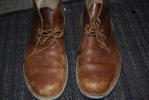 Bespoke Shoes Repaired