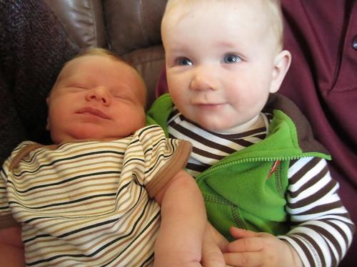 Cousins!