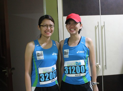 Standard Chartered Marathon Singapore 2010 - Update @ Song About Jen