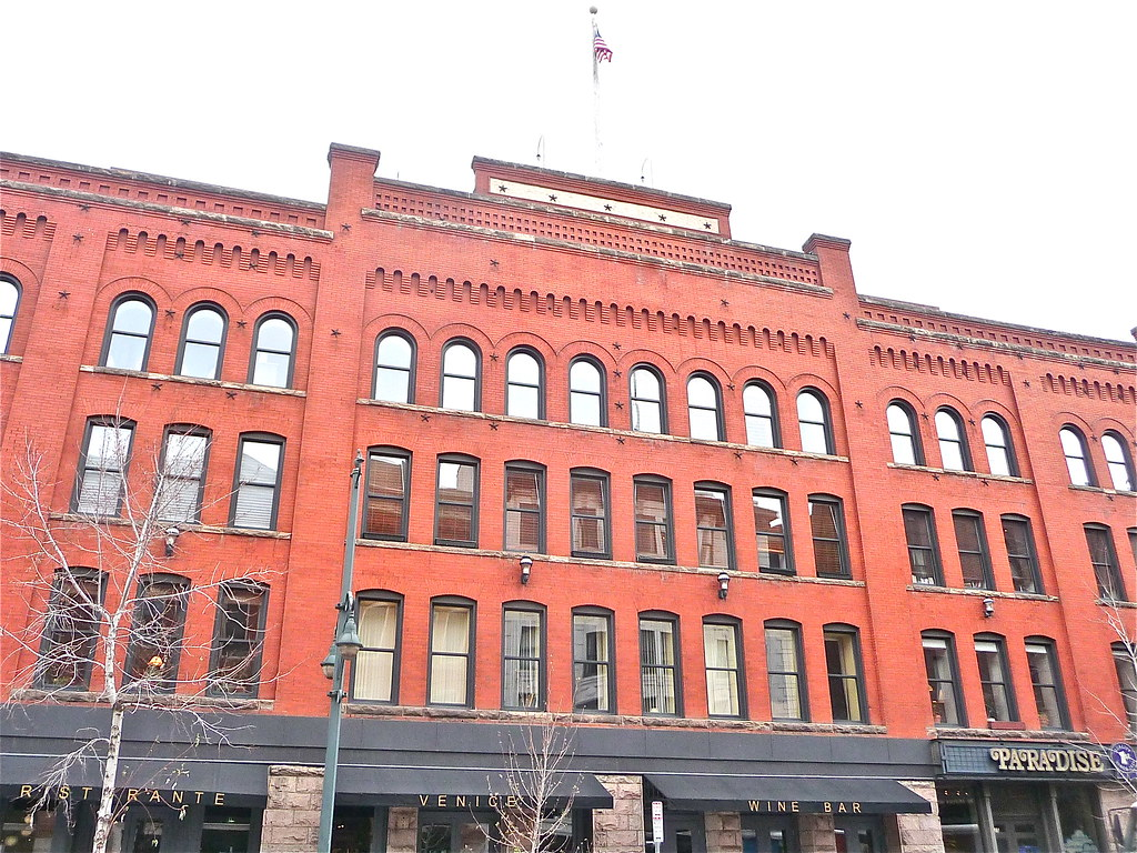 DENVER CITY RAILWAY COMPANY BUILDING (Sheridan Heritage)-1635 17th STREET-1734-1736 WYNKOOP STREET