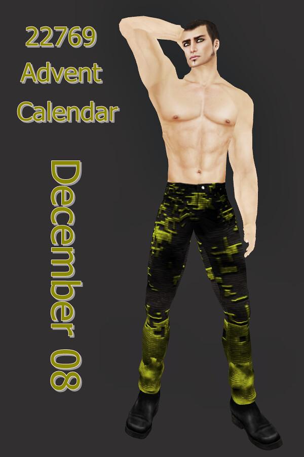 22769 advent calendar - december 08