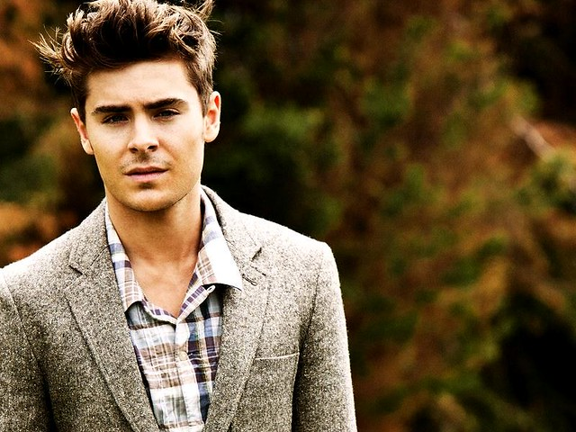 zac efron by Kenefron