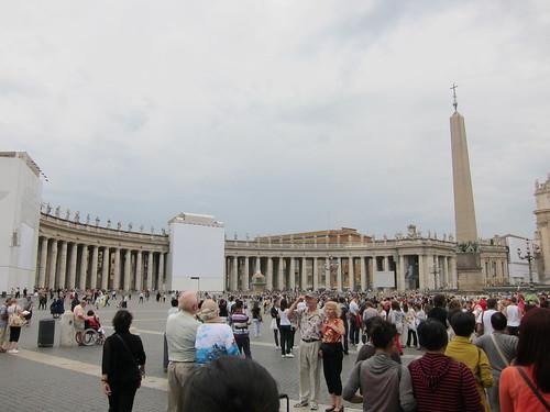 梵蒂冈广场