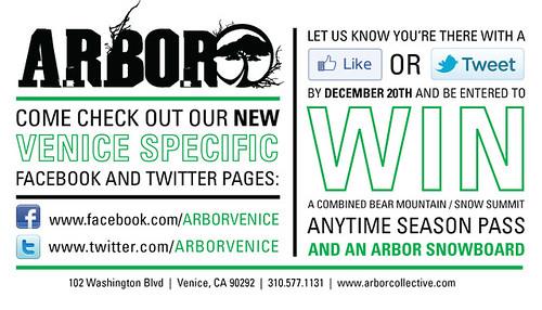 Arbor Facebook