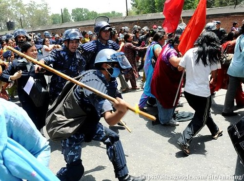 communist nepal2