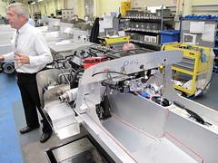 Morgan factory (marib1958) Tags: cars sport factory 4 co plus motor morgan 44 aero roadster supersports