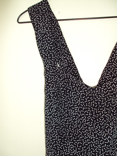 Little Polka Dot Limited Sundress (detail)