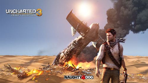 UNCHARTED 3 3 wallpaper