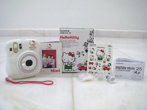 Fujifilm Hello Kitty Instax Mini 25