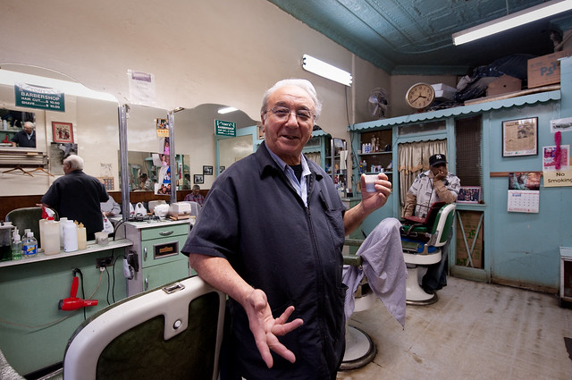 Tony the Barber: Sunset Park Brooklyn