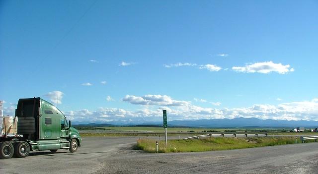 onderweg naar de Rockies