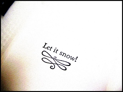 let it snow 3