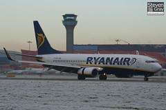 EI-EFG - 35014 - Ryanair - Boeing 737-8AS - Luton - 101207 - Steven Gray - IMG_6249