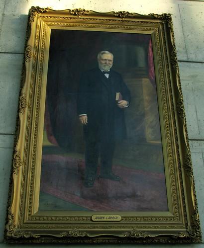 Carnegie Portrait