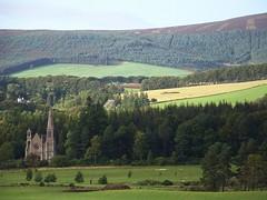 """"""" Those sunlit  uplands """" (photosmart57) Tags: church scottishhighlands scottishlandscape"""