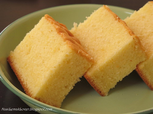 Egg Yolk Cake Recipes