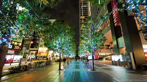 Christmas in Akihabara