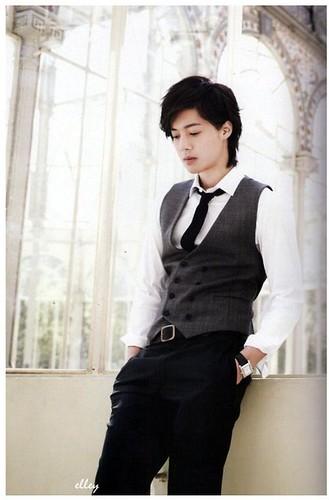 "Kim Hyun Joong ""Ready, Action!"" Spain Photobook 6"