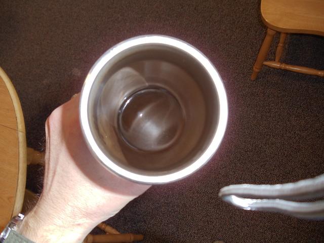 Coffee, no creamer