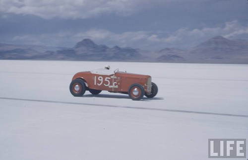 Kelly Spl. 123.96mph. Merc flathead. by Jimmy Bs 1925 Chev