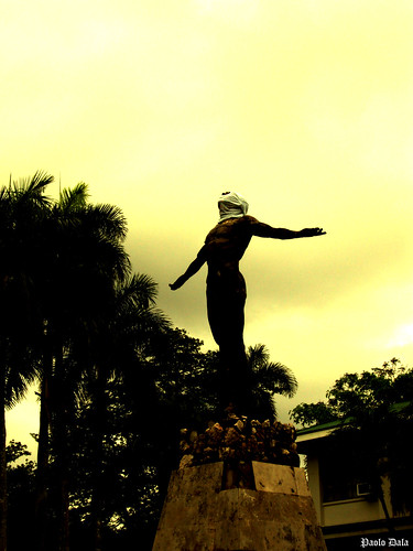 The UP Oblation