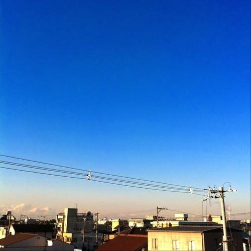 今日の写真 No.103 – 昨日Instagramに投稿した写真(3枚)/iPhone4 + Photo fx
