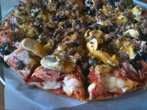 Smokey's Hot Oven Pizza