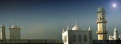 Qadian-Darul-Aman (syedahya) Tags: india islam punjab minar masjid qadian ahmadiyya nikond3
