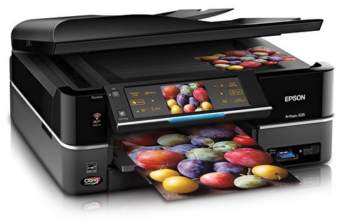 Epson Artisan 835 All-in-One Printer - Product Information - Epson America, Inc.