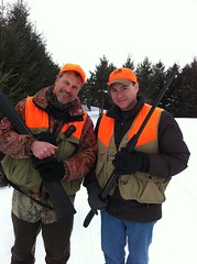 Jason and Joe's Pheasant Hunt