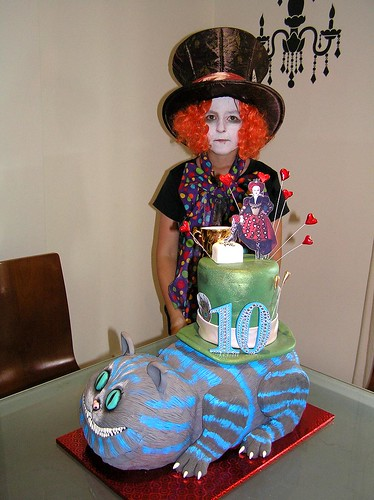 Alice in Wonderland Cake Ideas Alice in Wonderland Cake