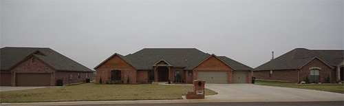 Homes for sale in Highland Trails neighborhood of Edmond, OK