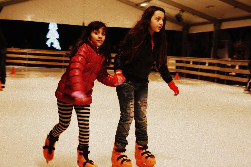 Ice-skating 160