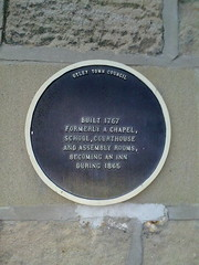 Photo of Black plaque number 5320