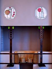 Mack Fireplace - Charles Rennie Mackintosh (sbox) Tags: architecture macintosh design scotland fireplace glasgow charles artnouveau artdeco rennie charlesrenniemackintosh mackintosh artscrafts artlover charlesrenniemackintoshdesigns