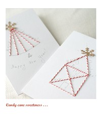 ~ candy cane sweetness... (Iro {Ivy style33}) Tags: house redwhite christmastree presents crafting cardmaking customorders bakerstwine ~candycanesweetness creationsbyivystyle33