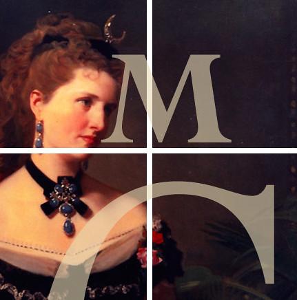 Museu Cerralbo - identidad visual