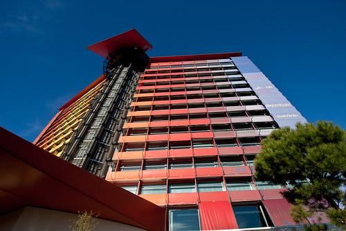El hotel más interesante de Madrid: Silken Puerta América