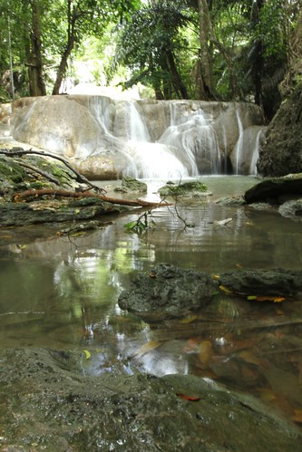 Oenesu, a small waterfall near Kupang, Indonesia - 06