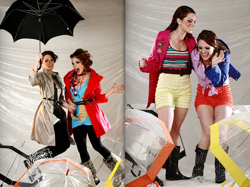 Fashion-rain-girls-Buffalo-