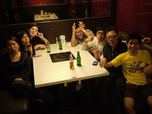 20101222滿堂紅松江店-大小腳丫