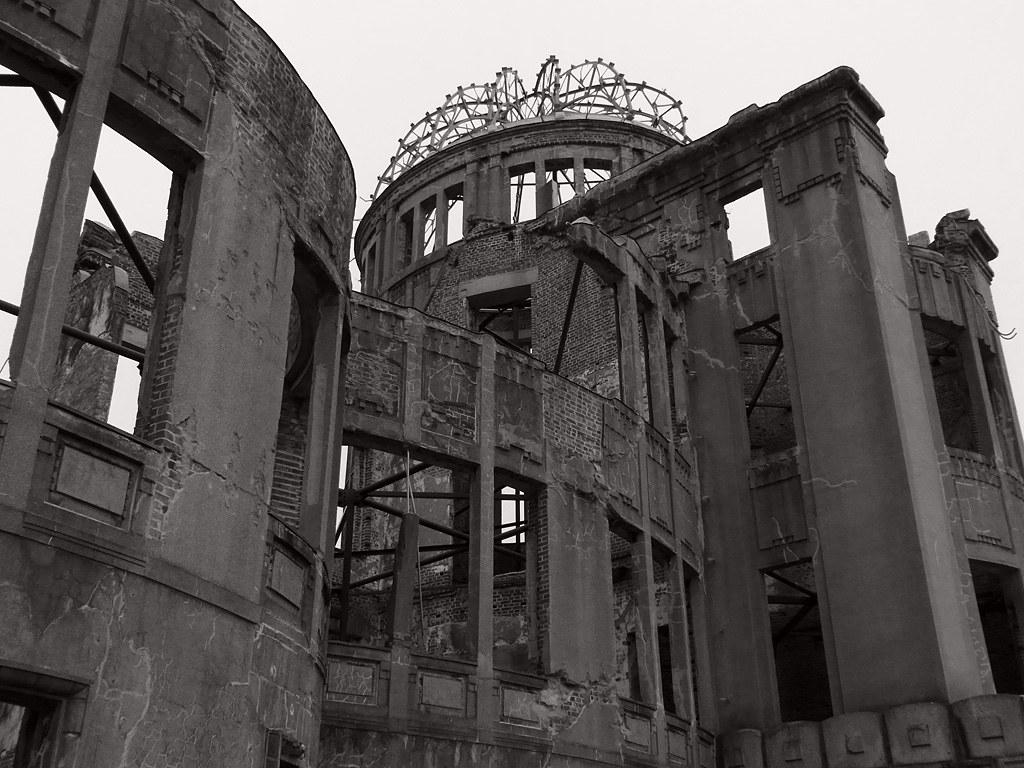 Hiroshima Atomic Bomb Dome #3